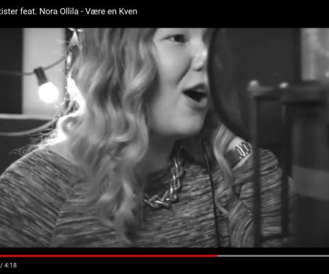 Forente Kvenske Artister – «Være en kven»