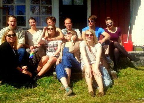 Ungdomsleir i Tornedalen (2016)