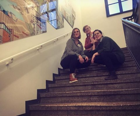 Kveeninuoret deltok på årets kontaktforum