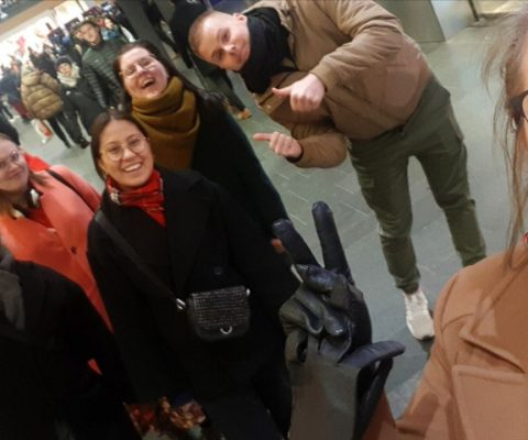 Turen i Oslo var suksees!