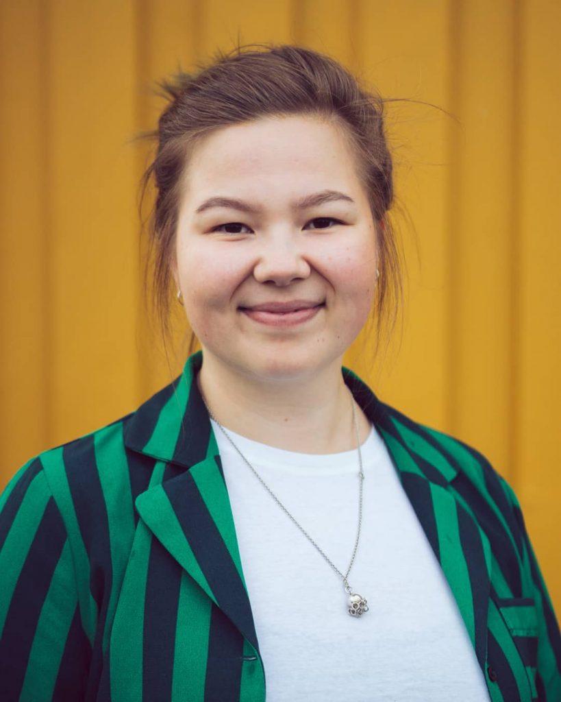 Leder Nora Marie Ollila stiller ikke til gjenvalg