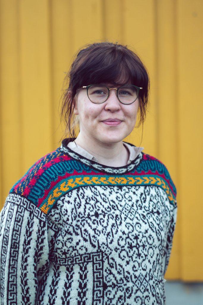 Ny leder Åsne Kummeneje Mellem